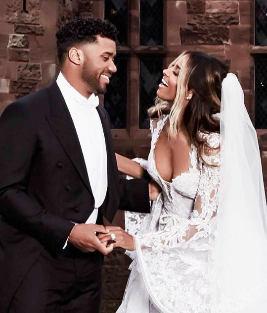 Ciara & Russell Wilson Married: 3 Things She Did That Led To Marriage