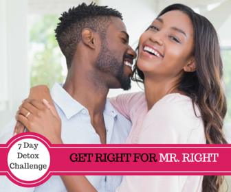 GET RIGHT FOR MR. RIGHT sidebar banner