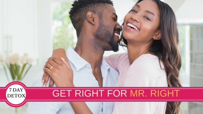 (day 1) Is He Mr. Right Or Mr. Wrong?