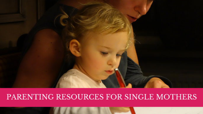 2 Parenting Resources For Single Mothers | Tantrums | Bonding | Bedtime Routines